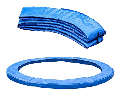 LCAZR Replacement Trampoline Surround Pad Foam Safety Guard Spring Cover Padding Pads Safety Guard,12FT