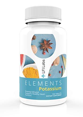 Potassium Supplement with Iodine 99…
