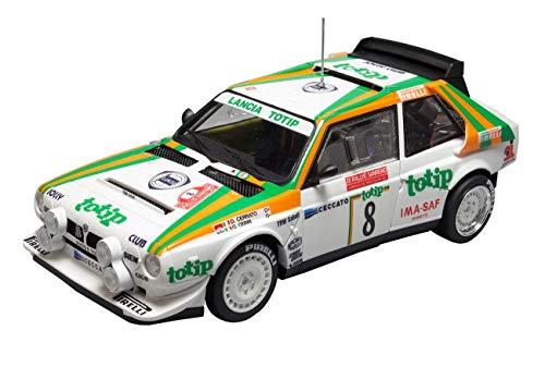 NUNU 1/24 kit LANCIA DELTA S4 SANREMO RALLY 1986