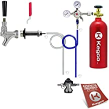 Kegco EBLPSCK-5T Conversion Kit, Stainless Steel
