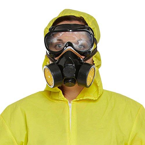 MEJOR vestido amarillo Protector Traje Breaking Bad Estilo Disfraz ...