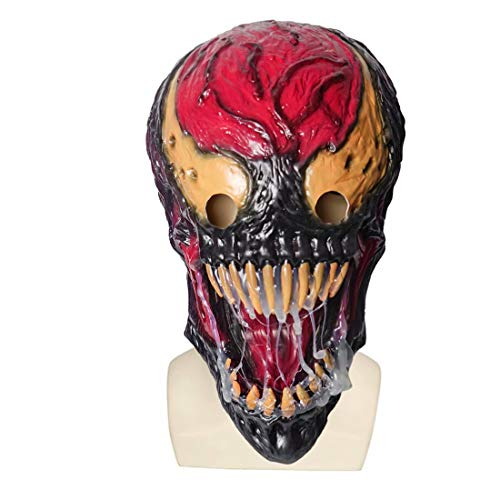 Venom Spider-Man Masker, Hars Eng Volledig Gezichtsmasker, Diersmasker voor Halloween Cosplay Kostuum Party Volwassen