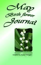 May Birth Flower Journal