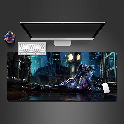 Mauspad Persönlichkeit kreative Gummi waschbar HD-Spiel Zubehör Gaming-Mauspad 900X300X2MM