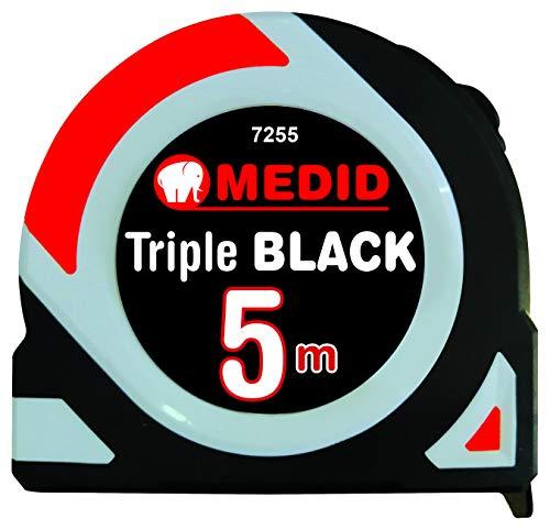 Medid 7255 Flexometro triple black