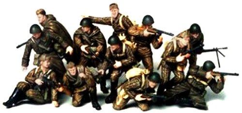 TAMIYA TM35207 300035207 - 1:35 WWII Figuren-Set Russischer Infanterie Angriff -12