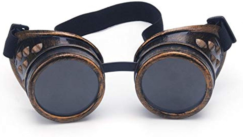 YXCCHZS Sonnenbrille Sonnenbrille Sonnenbrille Frauen Brille Männer Vintage Runde Sonnenbrille Retro Brille Metallrahmen Mit Riemen Erwachsene Kinder Make-Up B07QRYVSRS  Mode 03533f