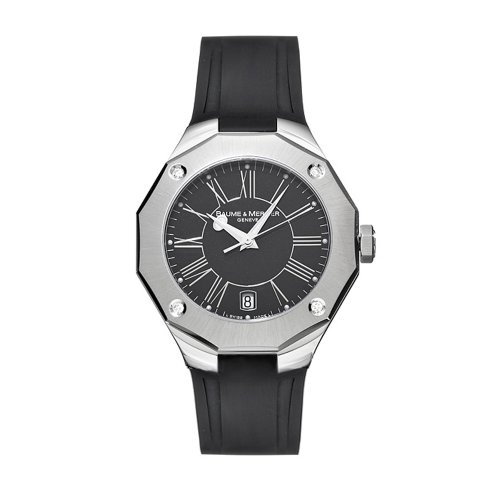 Baume & Mercier Women's 8729 Riviera Swiss Strap Watch