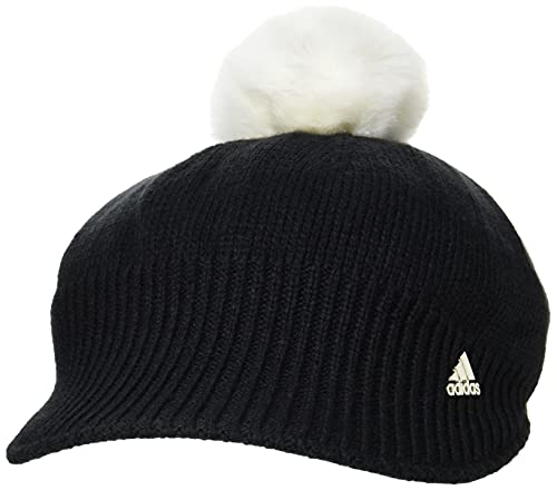 [アディダスゴルフ] ゴルフ用帽子 EKW65 レディース ブラック OSFW