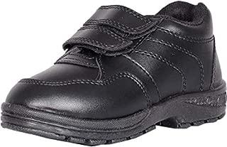 Onbeat Kids Black School Shoe