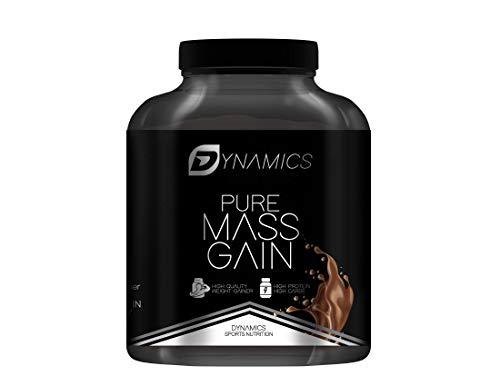 PURE MASS GAIN I Weight Gainer 3000g – Gewichtszunahme für dünne Männer und Frauen – ideal für Body-Builder & Hard-Gainer – made in Germany, Geschmack: Schokolade