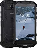 Rugged Mobile Phone Unlocked, DOOGEE S60 Lite Waterproof Smartphone 4G, 4GB+32GB, Dual SIM Free Android 8.1 Cellphone, 5.2 inch FHD Display Phone, Cameras 16MP+8MP, 5580mAh/NFC/Face ID/GPS (White)