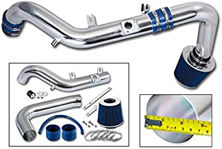 Rtunes Racing Cold Air Intake Kit + Filter Combo BLUE Compatible For 07-10 Scion tC