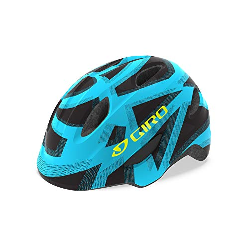 Giro Kinder Scamp Youth/Junior Fahrrad Helm, Iceberg Reveal Camo, Small/49-53 cm