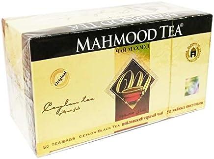 Mahmood Ceylon Black Tea 50 Tea Bags