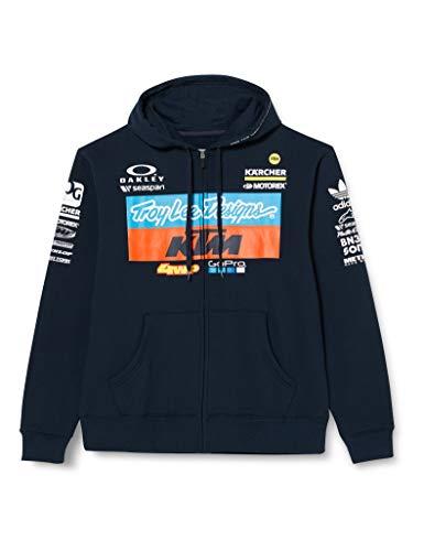 test Troy Lee entwirft erwachsenen KTM Team XL Navy Hoodie Deutschland