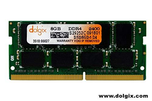 Dolgix 8GB DDR4 2400MHz Laptop Ram SODIMM Memory Module