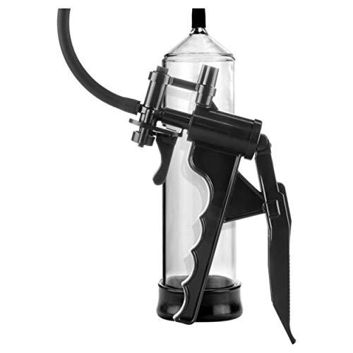 Manual Pênīs Vacuum Air Pump Strengthen Enlarger Transparent Plastic for Male s for Couple