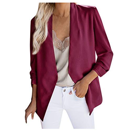 FRAUIT dames blazer plus size pak mantel silk satijn licht gebreide jas kort outwear trenchcoat