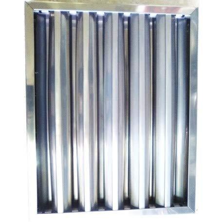 RO-Filtro De Lamas Para Campana Extractoras 49x49 Bar Cocina Industrial