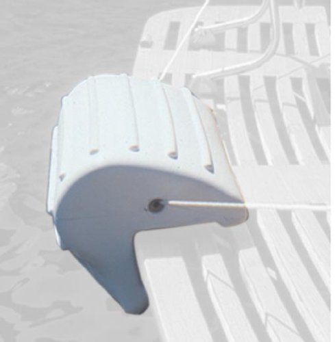 Taylor Made Products 56090 Transom Boat Fender, 10 x 22 inch, White