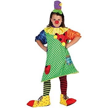 Atosa Disfraz Payasa, 10 a 12 años (6758): Amazon.es: Juguetes y ...