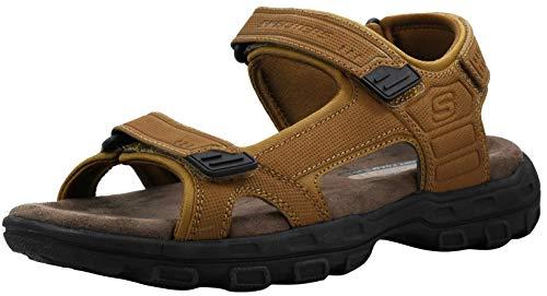 Skechers Men's Louden Sandal, Desert, 9 M US