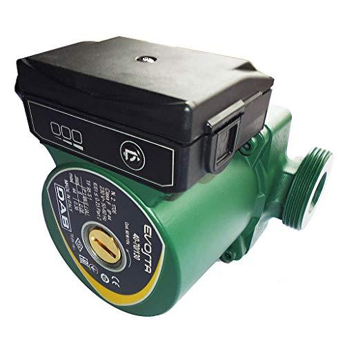 Pump elektronisch für Anlagen 'EVOSTA' Pumpe geeignet für die Freizügigkeit von Flüssige Vektor-Anlagen A Solarzellen und von Heizung Traditionell. Und 'in der Lage zu gewährleisten, um hohe Effizienz durch