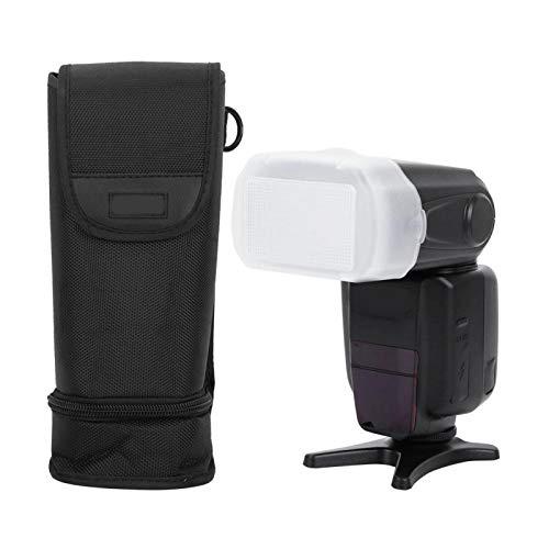 Cosiki 【April Geschenk】 Blitz, Kamera Speedlite, langlebiger LCD-Display mit Mehreren Schutzfunktionen Multifunktions-Fernbedienung für drahtlose Gruppen für drahtlose Blitzsysteme