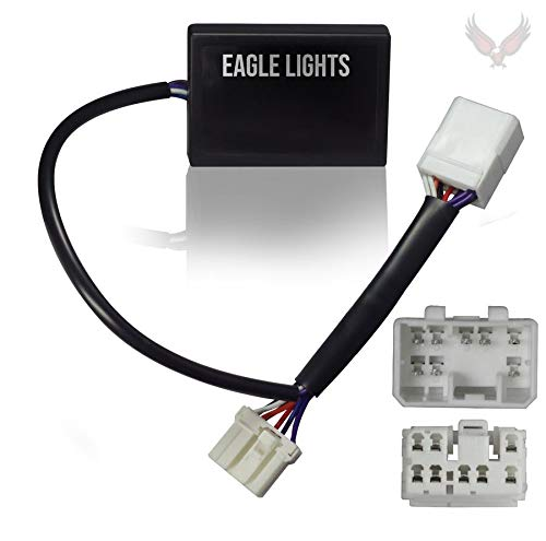 Eagle Equalizer Plug and Play Load Equalizer and Stabilizer for Harley Davidson Motorcycle LED Turn Signals