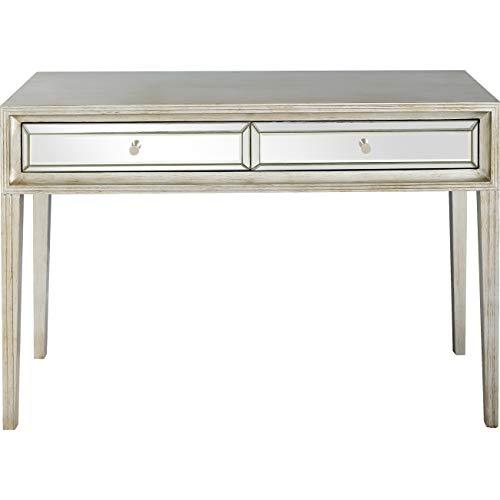 Camden Isle Delaney Console Table, Mirror
