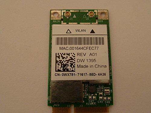 Dell Mini PCI Express WX781 WLAN WiFi 802.11g Wireless Card Inspiron 1525 1420 Latitude D630 D531