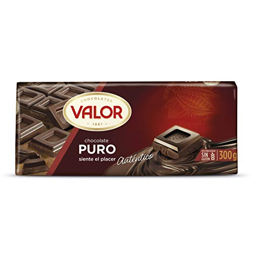Chocolates Valor Puro, 300g
