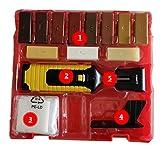 ventasGRO. kit de reparación de suelos de azulejos, reparador baldosas, reparador de suelos,...