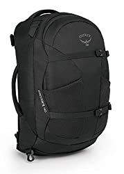 afbddfafb8 Osprey s Farpoint range is a champion among travelers and is our top pick  in the 40-50L category – for good reason. Available in a selection of sizes  from ...