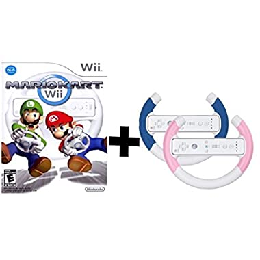 Turbo Wheel +Mario Kart WII [video game] …