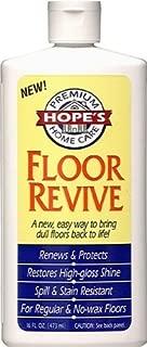 Best hopes floor revive Reviews