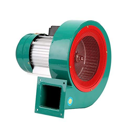 SILOLA Hochtemperatur-Saugzugventilator Geräuscharmes Industriegebläse Radialventilator Mehrflügel-Hochleistungsventilator 220V