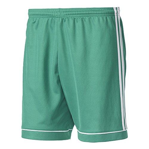 Adidas Squad 17, Pantaloncini Uomo, Verde (Verfue/White), L (Talla produttore: L)