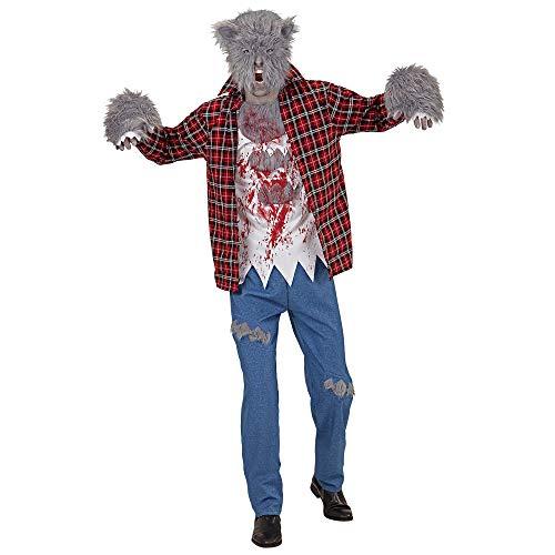 WIDMANN Disfraz Adulto Hombre lobo