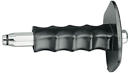 GEDORE Setzeisen, 4 mm, Robuster Werkzeugstahl, Praktischer Handschutz aus Kunststoff, Für Fix-Pins geeignet
