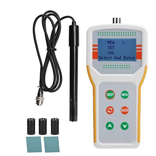 Tragbares Messgerät für gelösten Sauerstoff, Sauerstoffbereich 0~20,00 MG/L Messgerät für gelösten Sauerstoff, JPB-607A DO-Messgerät für die Abwasserbehandlung, Labor