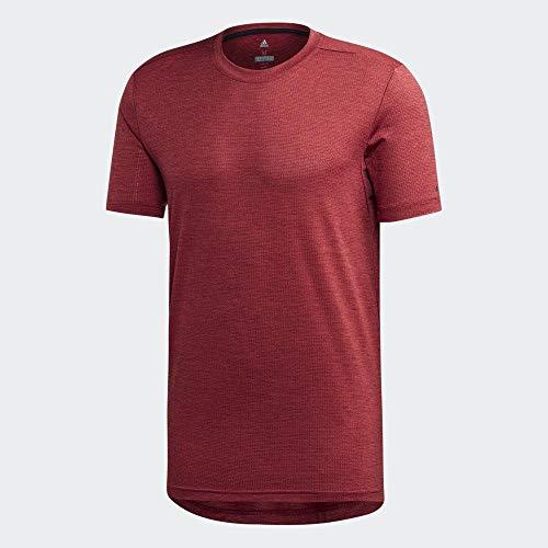 adidas T-Shirt Tivid pour Homme Maract/Buruni, XL