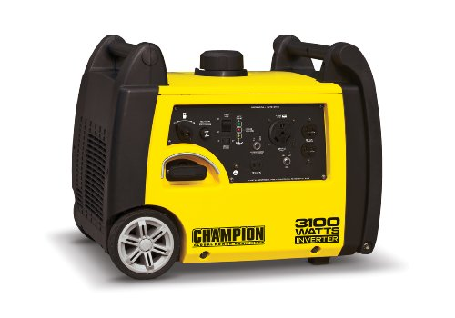 Champion 3100 Watts RV Ready Portable Inverter Generator