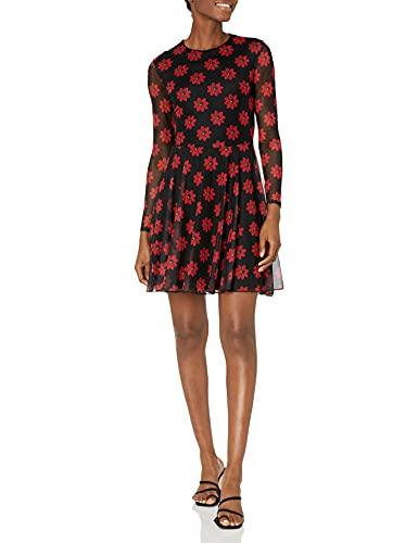 Desigual Womens Vest_Kristal Casual Dress, Black, M