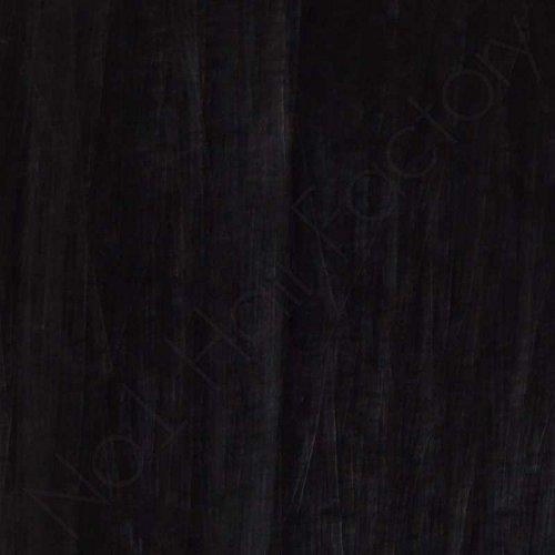 Extensión de cabello con plancha térmica + 1 g de pelo de punta de uñas + 10 protectores de temperatura – # 1 negro azabache – Strands-150