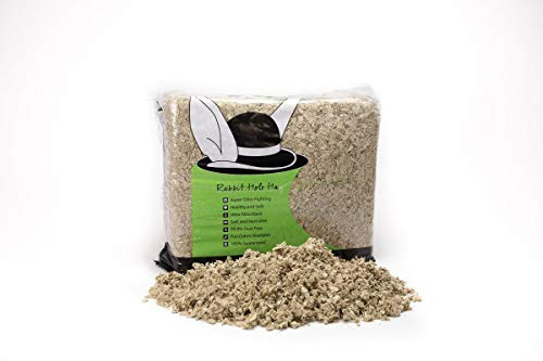 Rabbit Hole Hay Ultra Premium, Food Grade Bedding...