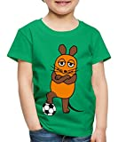 Sendung Mit Der Maus Mit Fußball Kinder Premium T