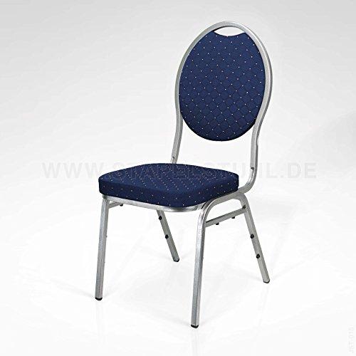 12er Set Stapelstuhl blau Bankettstühle Stapelstühle Konferenzstühle Seminarstuhl Seminarstühle Konferenzstuhl Wartezimmerstühle Wartezimmerstuhl