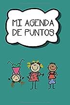 Mi agenda de puntos (Spanish Edition)